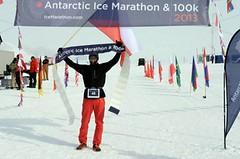 """Takovou únavu jsem nezažil, říká po Antarktidě """"železňák"""" Vabroušek"""
