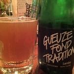 ベルギービール大好き!! サン・ルイ・グーズ・フォン・トラディション St. Louis Gueuze Fond Tradition