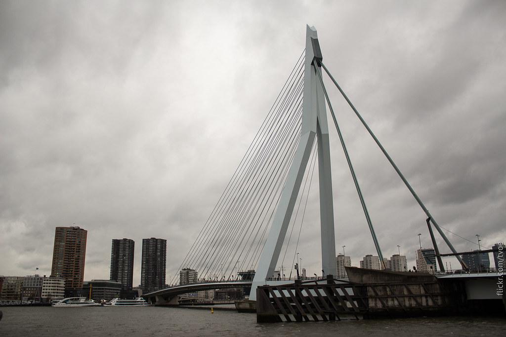 Мост Эразма Роттердамского