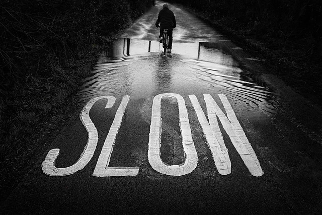 Mark Edwards - Slowing Down Is Sometimes The Best Way Forward