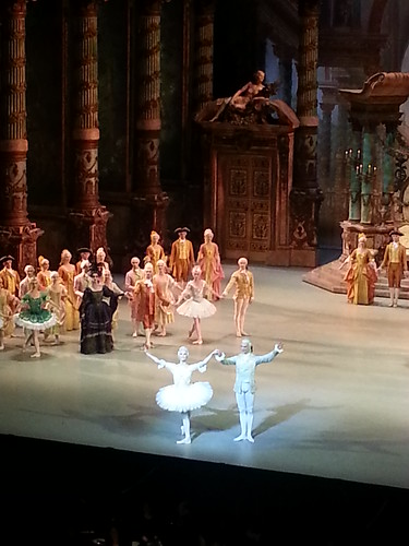 Sleeping Beauty at the Paris Opera House