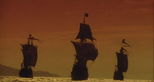 Still from 1492_Conquest of Paradise (1992).