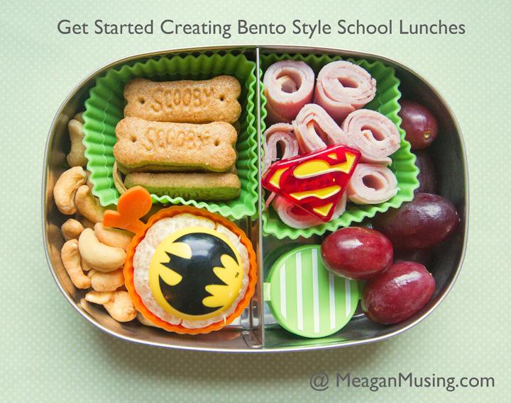 Get Started Creating Bentos!