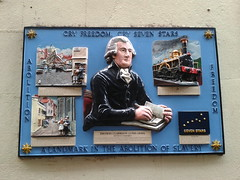 Photo of Multicoloured plaque number 8817