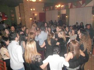 όμιλος καρπάθιων νέων κοπή πίτας και ετήσιος χορός 2014