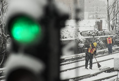 Snowstorm - February 3, 2014