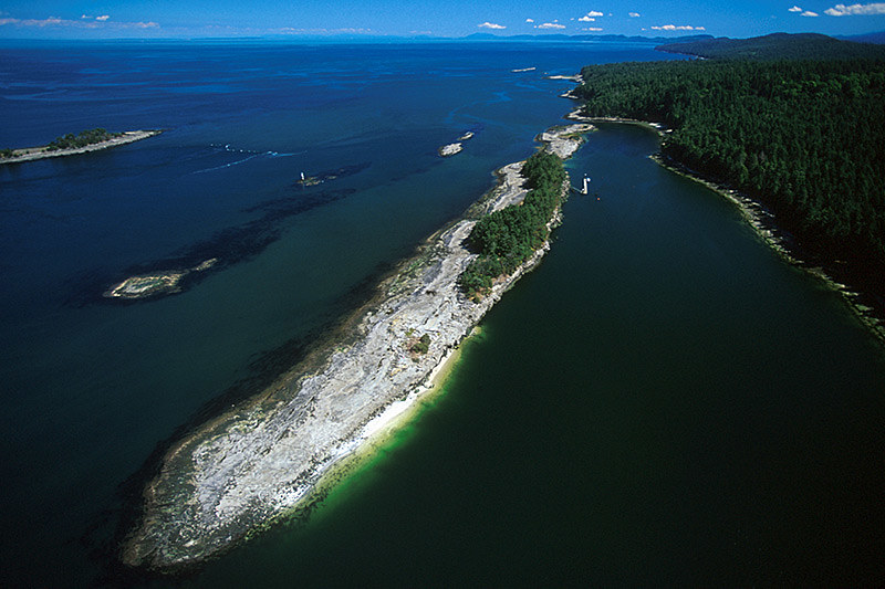 Gulf Islands, Georgia Strait, British Columbia, Canada
