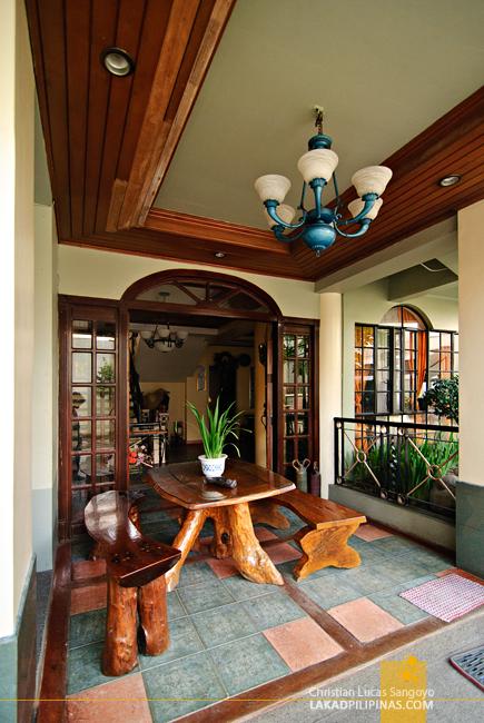 At Kalibo's La Esperanza Hotel
