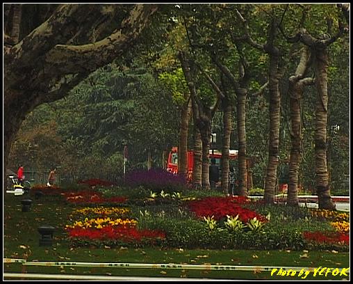 杭州 西湖 (其他景點) - 067 (湖濱路的湖畔花園)