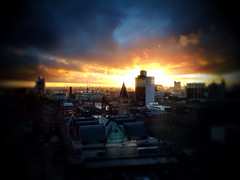 Manchester Sunset