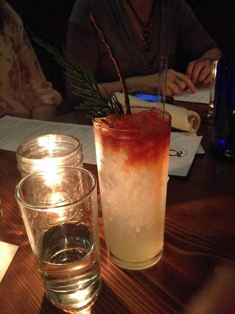 Red Cedar Swizzle