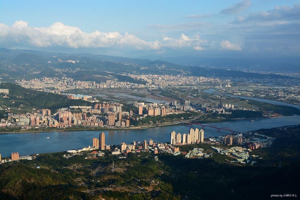 硬漢嶺風景