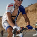 Aldo Ilesic on a hot stage 5 - Tour of Oman