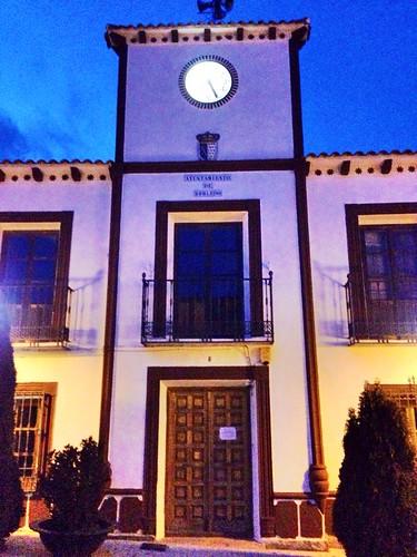 Ayuntamiento del Robledo.