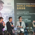 Firestorm World Premiere