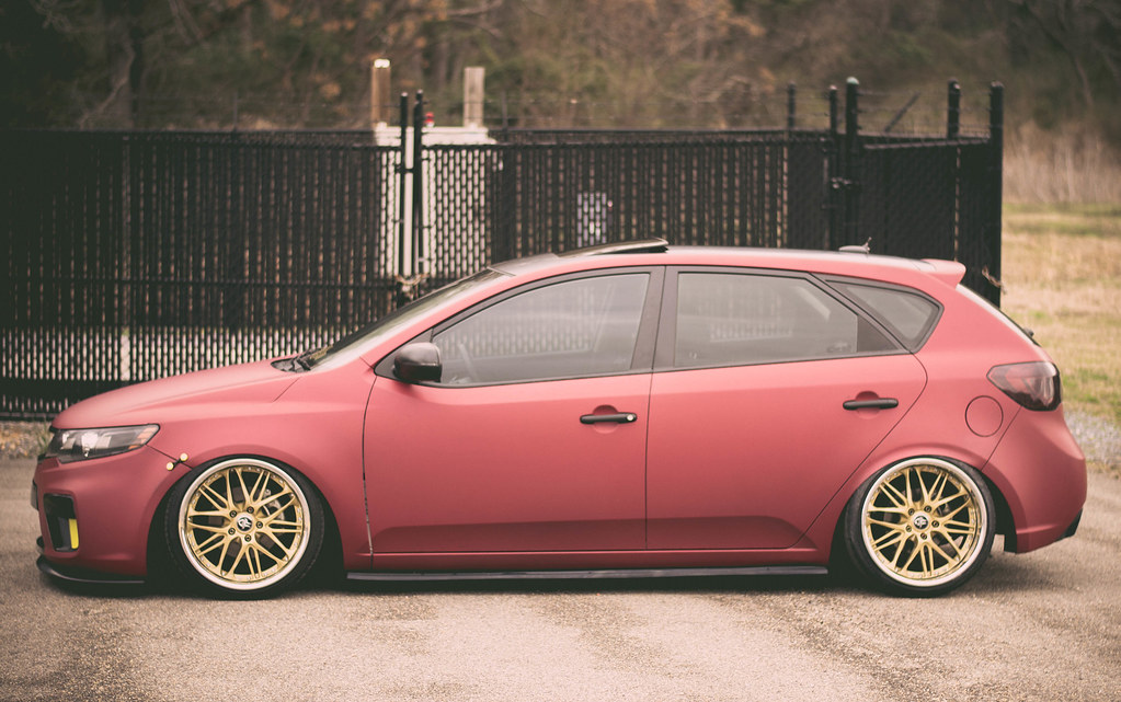 First Bagged Hatch In The Us Page 2 Kia Forte Forum