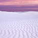 White Sands Sunset by AlexBurke