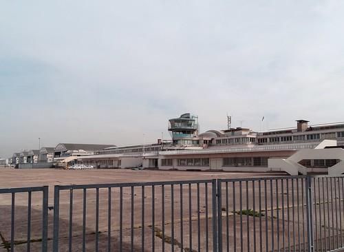Aéroport du Bourget - Le tarmac