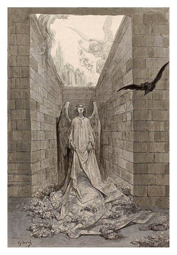 006-The Raven… Illustrated by Gustave Doré-1883-BNF-Gallica