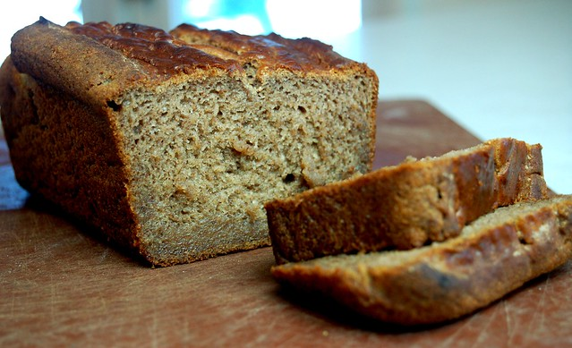 Banana Bread :: Gluten, Dairy, and Nut Free