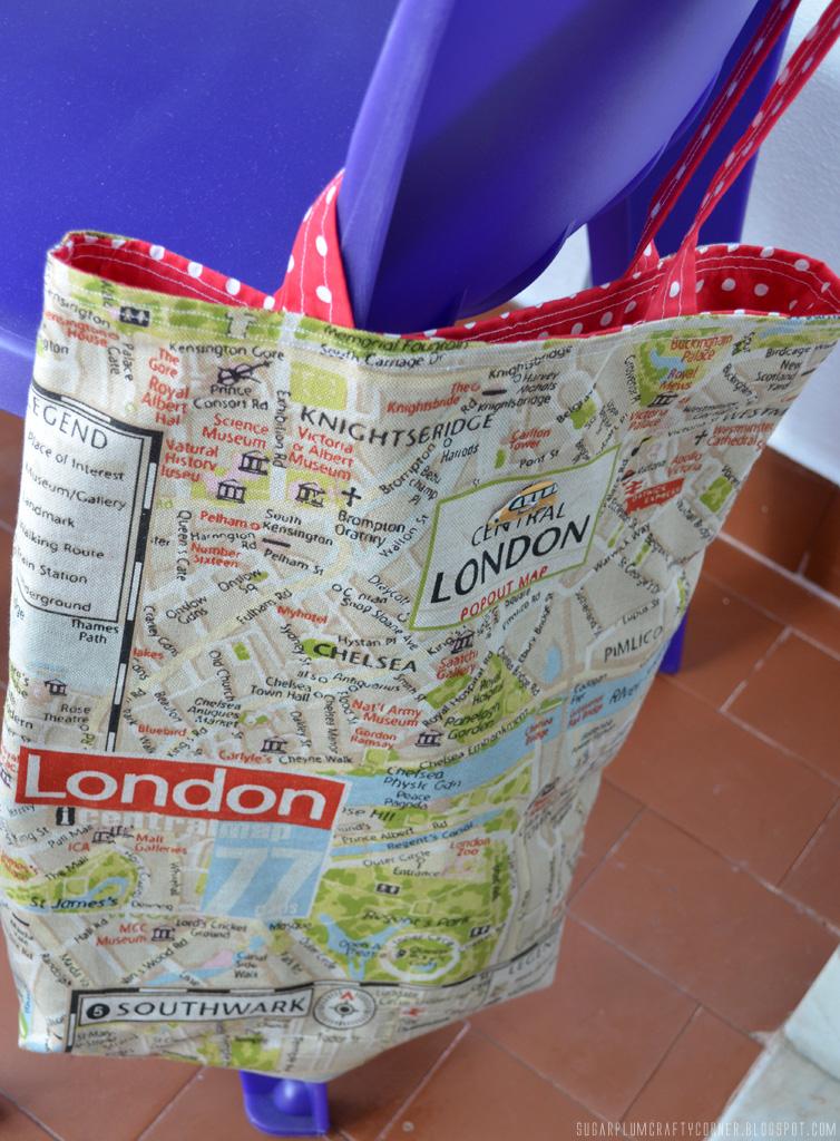 London Totebag
