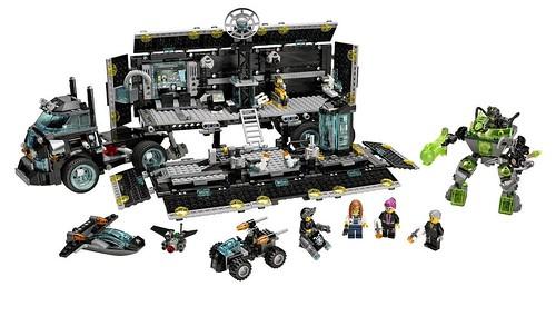 LEGO Ultra Agents 70165