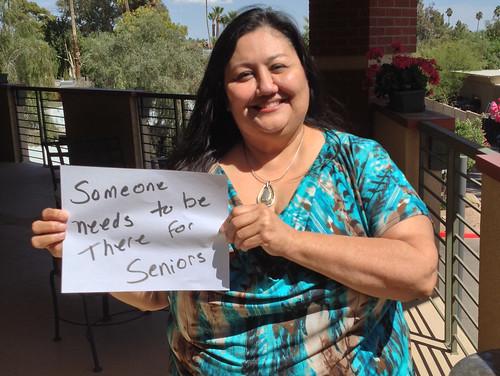 Annette Iniguez, Executive Assistant - Foundation For Senior Living