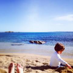 Dia espectacular platja a #Canyelles #roses  #emporda #igersgirona #igerscatalunya