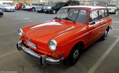 VW Variant - Santiago, Chile
