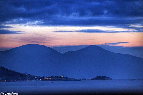 ocean sunset sea turkey seaside pastel ◆challengeclub◆