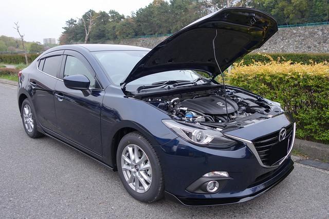 Mazda3 AXELA(マツダ アクセラ)