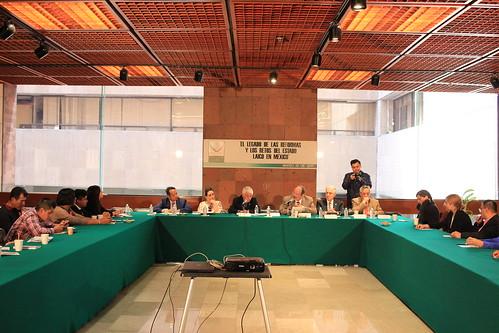 El Legado de las Reformas y los Retos del Estado Laico en México 22/mar/17