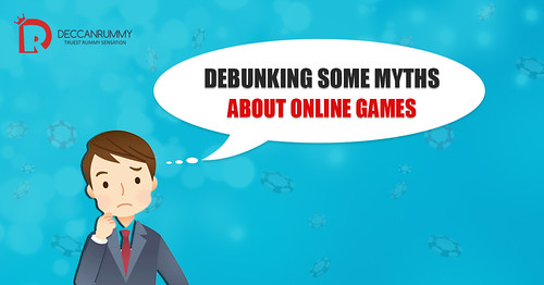 Debunking some myths about online games