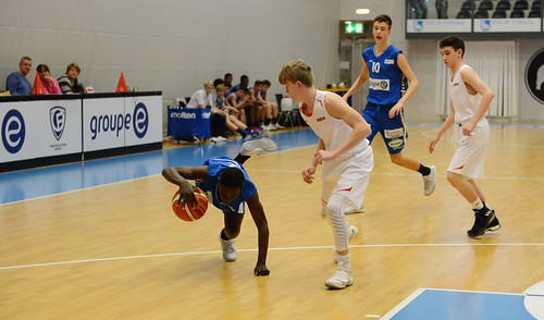 Grande Finale Fribourg Académie U16m -  Swiss Central Basket 52