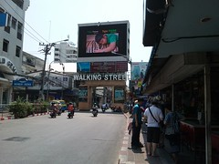 Random scenes around Pattaya