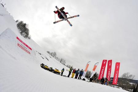 Výsledky prvního a druhého kola Czech Freeski Tour 2017