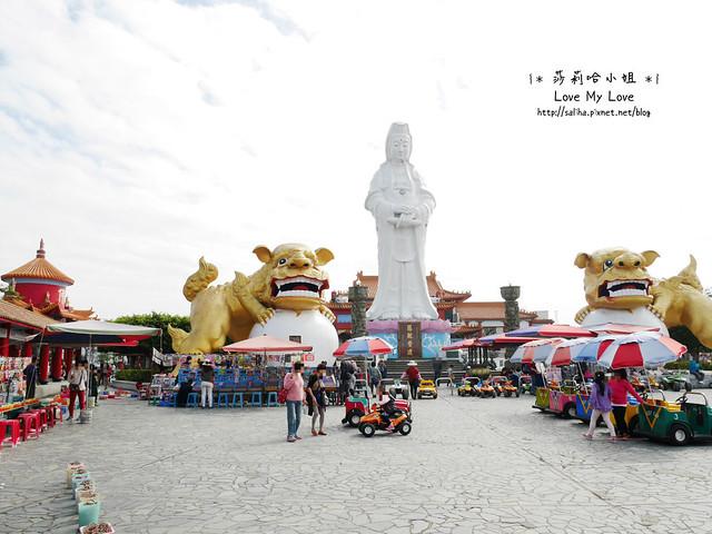 基隆景點一日遊中正公園大佛廣場 (35)