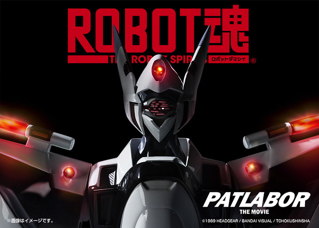 【更新官圖&販售資訊】ROBOT魂 〈SIDE LABOR〉《機動警察》劇場版本「零式」機動警察パトレイバー