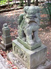 Photo:#1941 shrine guardian (吽形) By Nemo's great uncle