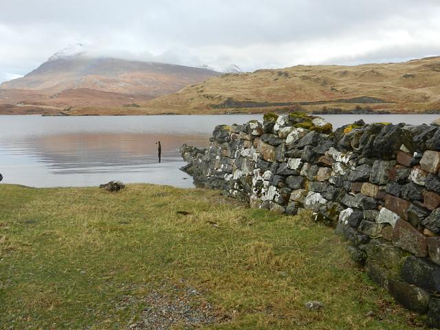 Loch Assynt, Nikon COOLPIX S9050