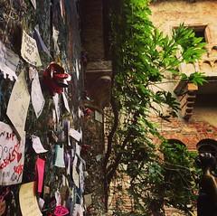 #visioni #lettereagiulietta #verona #noi