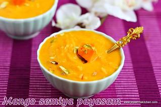 Mango- semiya-payasam