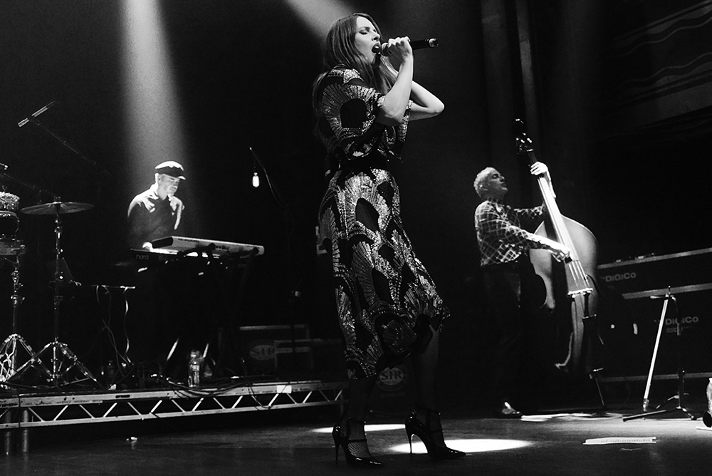 Nouvelle Vague @ Webster Hall in New York City)