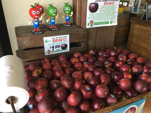 Bravo Apples!