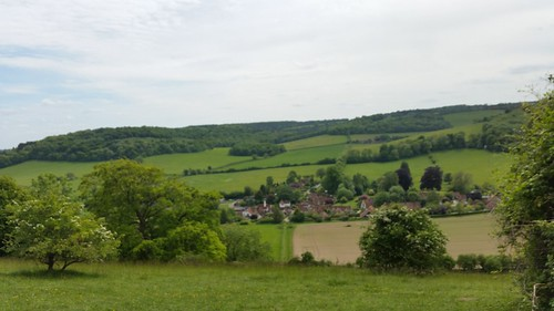 View of Turville