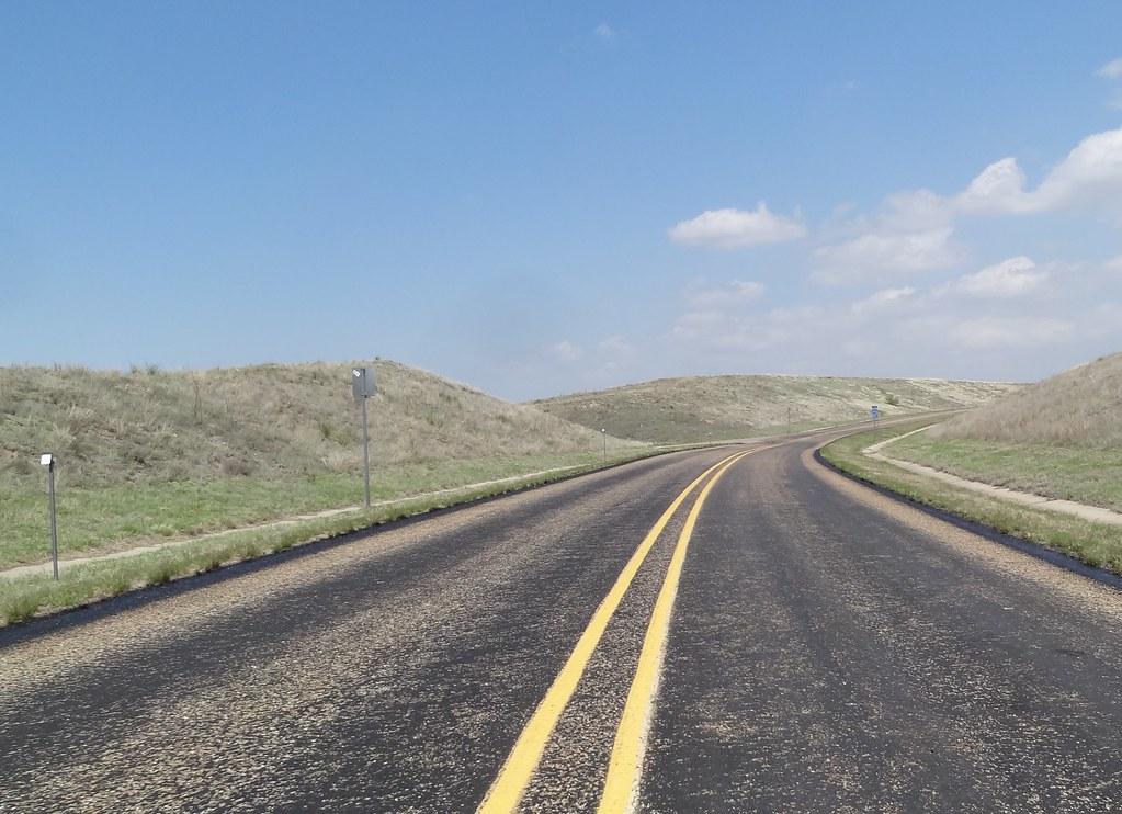 Route 66, Jericho, TX
