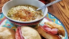 Mmm... soup's on!