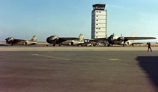 1975 RNZAF Bristol Freighters - 41 Sqn detachment at Tan Son Nhut, Saigon, Vietnam