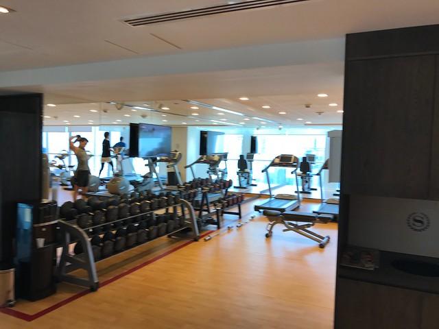 fitness - Sheraton Grand Hotel Dubai