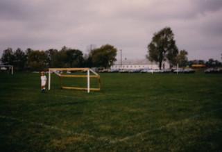 Indiana   -   Terre Haute   -   Soccer   -   Jeb as Goalie   -   September 1984